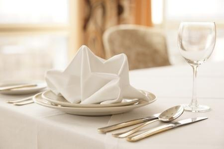 Restaurant linen rental laundry from Linencare