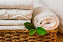 Spa and Fitness Linen Rental